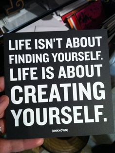 do it yourself...