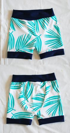 petit à petit and family: KCW Day 6... Fancy Pants Leggings- boys swimsuit