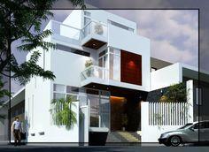 hôm nay Houseland xin bật mí đến quý khách hàng bộ sưu tập 45 mẫu nhà đẹp, mẫu nhà phố, mẫu nhà phố đẹp