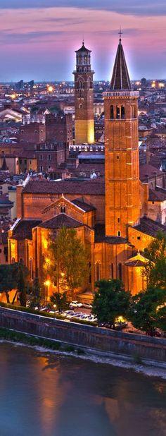 Verona, Italy - #Bortolingioielli #SanValentino2016 # romantic trip http://www.bortolingioielli.it/   Bortolin Gioielli