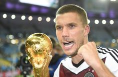 Podolski says Germany should have won Euro 2016   Berlin (AFP)  Lukas Podolski believes Germany wasted their chance to lift the Euro 2016 title and admits he was sad to see Portugal win the final of the European championships.  The 31-year-old Galatasaray striker announced his retirement from international football on Monday having scored 48 goals in 129 appearances for Germany and was in the squad which won the 2014 World Cup.  Germany coach Joachim Loew plans to pick Podolski one last time…
