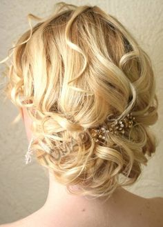 Love this soft upstyle xx