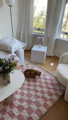Room Ideas Bedroom, Bedroom Decor, Bedroom Inspo, Dream Apartment, Cute Apartment, My New Room, My Room, Pastel Room, Room Goals