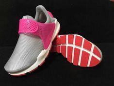 2017 Summer Spring Nike Sock Dart Pure Platinum Pink Blast Magenta TopDeals