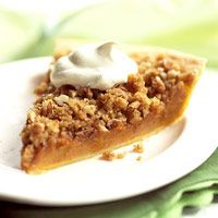 Pumpkin Pecan Pie Need a healthy dessert for the holidays? We asked a few health-minded chefs to create lighter, healthier versions of classic pies. Here are the results, from apple to pumpkin and all your favorite fillings in between.