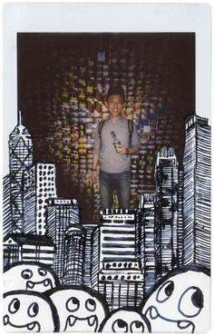7 super idées pour exposer vos photos Lomo'Instant · Lomography