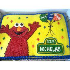 Happy Birthday from Elmo!