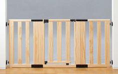 【日本育児】木製ワイドゲイト[ウッドピア]|ベビーゲートのベビー用品を超特価で販売!【ベビー用品の街】