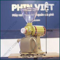 Máy xay cà phê Phin Việt: Lý do bạn cần sở hữu một chiếc máy xay