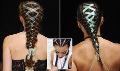 Would you wear a CORSET braid?
