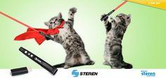 «¡Presentaciones Interactivas!»: Apuntador láser compacto con control de diapositivas