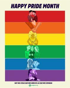 Pride season is any season lgbt lgbtq lgbtyouth lesbian bisexual gay trans queer loveislove lovewins Lgbt Memes, Gay Aesthetic, Lgbt Rights, Lesbian Pride, Lgbt Community, Transgender, Equality, Rainbow, Pride Quotes