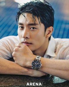 Korean Men, Asian Men, Korean Actors, Handsome Men Quotes, Handsome Arab Men, Beautiful Women Quotes, Beautiful Men, Sung Hoon My Secret Romance, Kdrama