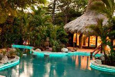 Ramon's Village Resort. San Pedro, Ambergris Caye, Belize.