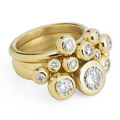 Bespoke Jewellery by Tina Engell — Tina Engell Bespoke Jewellery, Contemporary Jewellery, Modern Jewelry, Jewelry Art, Jewelry Rings, Tahitian Pearl Earrings, Contemporary Engagement Rings, Bracelets For Men, Beautiful Rings