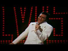 """On December NBC Televised """"Elvis Comeback Special"""". Initially, Elvis' Manager (Tom Parker), Wanted This To Be A Christmas Special Bu. Music Songs, My Music, Elvis 68 Comeback Special, If I Can Dream, Elvis Presley Albums, Tom Parker, Music Publishing, Rock N Roll, Comebacks"""