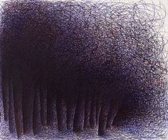 IL-08-MMC081-550x460.jpg (550×460) Il Lee Ballpoint Pen Drawings