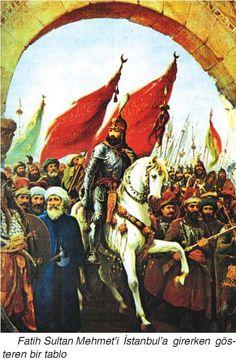 1453-İSTANBUL UN FETHİ---Fatih Sultan Mehmet'in hoşgörü ve adalet örnekleri