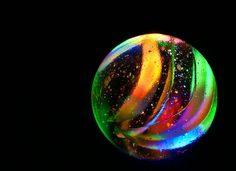 Glass Marble 1 by Jane in Colour, via Flickr
