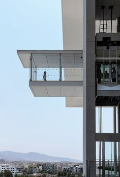 Stavros Niarchos Foundation Cultural Center by Renzo Piano. Photograph © Vasilis…