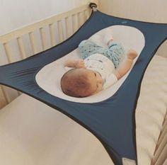 Portable Baby Hammockborn Baby Infant Bed Elastic Detachable Baby Crib Safe