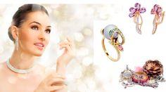 Pérolas e brilhantes ajudam a manter o romantismo do look - Acessórios, Moda Festa - Noiva & Festas