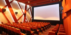 UA Cinemas, UA TUEN MUN (Alice In Wonderland) by Alexander Wong Architects #Cinema #Interior #Design