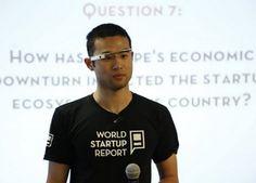 #iLiftTV — World Startup Report: Bowei Gai(Боуэй Гай) в Москве. Согласны с выводами отчета?