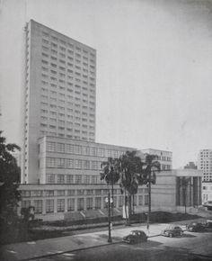 Na década de 1920, Prestes Maia foi chefe da Secretaria de Viação e Obras Públicas da prefeitura e desenvolveu um estudo que ficou conhecido como Plano de Avenidas, publicado em 1930. O esquema teórico proposto no plnao mostra avenidas perimetrais em torno centro e avenidas radiais ligando a área central aos bairros