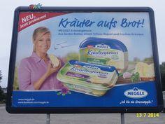 351. - Plakat in Stockach. / 13.07.2014./