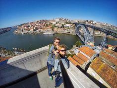 Porto atrakcje. Pierwszy raz na północy Portugalii   Mama said be cool - blog podróżniczy Sydney Harbour Bridge, Opera House, Building, Blog, Travel, Porto, Voyage, Buildings, Blogging