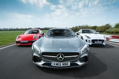 Best group tests of 2015 - featuring Mercedes-AMG, Ferrari, Porsche and more | Autocar
