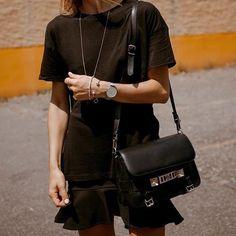Streetstyle by illivanili_ #CLUSE #watch #streetstyle #fashion