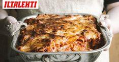 Ziti on pastainen uunipaistos, jossa lasagnen kaltaiset ainekset  kasataan vuokaan oivaksi lohturuoaksi. Penne, Pasta, Lotr, Ricotta, Vegan, Chicken, Ethnic Recipes, Lasagna, The Lord Of The Rings