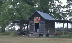 Barn Quilts and the American Quilt Trail. In South Georgia