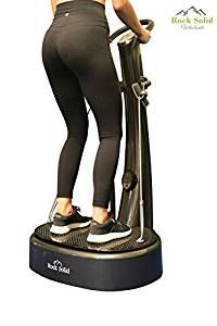 Rock Solid Whole Body Vibration Fitness Machine Whole Body Vibration, Yoga Strap, Bones And Muscles, Improve Blood Circulation, Workout Machines, Muscle Groups, Upper Body, No Equipment Workout, Athlete
