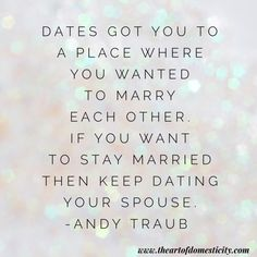 quotes about dating your spouse