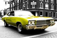 '71 Buick Skylark... Had one of these, not as nice & White