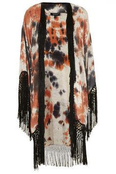 I have wanted this ever since I saw it on Aunt Wendy on Witches of East End! tie dye kimono