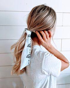 Adulte Lady/'s Long Blonde Pigtail queue de cheval Extension de cheveux accessoire robe fantaisie