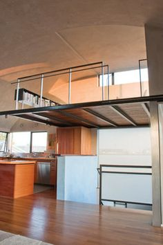 love this look - thin floor up above. link goes to several different options.