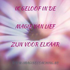 Magie lief zijn voor elkaar