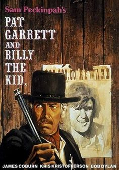 Sam Peckinpah, Pat Garrett and Billy the Kid (1973)