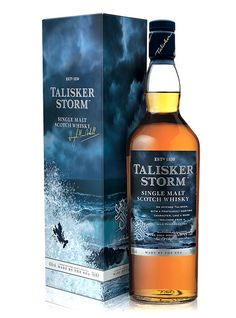 Talisker Storm Singl