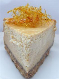 "Sernik ""Dulce de leche"" Cheesecakes, Camembert Cheese, Menu, Food, Baking, Dulce De Leche, Sweets, Menu Board Design, Essen"