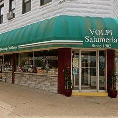 Volpi Foods - The Hill - St. Louis, Missouri - June 2013.