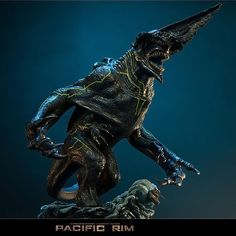 Pacific Rim is a thrilling blockbuster that features colossal aliens called Kaijus. Some influences for Guillermo Del Toro's monster movie were Godzilla and Ultraman.