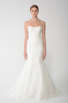 Monique Lhuillier Bliss Bridal Collection - BL 1404