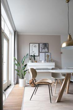 Home Living Room, Living Room Decor, Living Spaces, Dining Room Design, Interior Design Living Room, Living Room Inspiration, Diy Bedroom Decor, Home Decor, Home Fashion