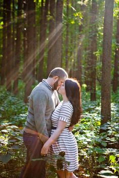 A Heartfelt Starbucks Proposal + Their Lovely Morton Arboretum Engagement Session   Fab You Bliss